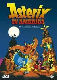 Asterix dobývá Ameriku  - Asterix in America