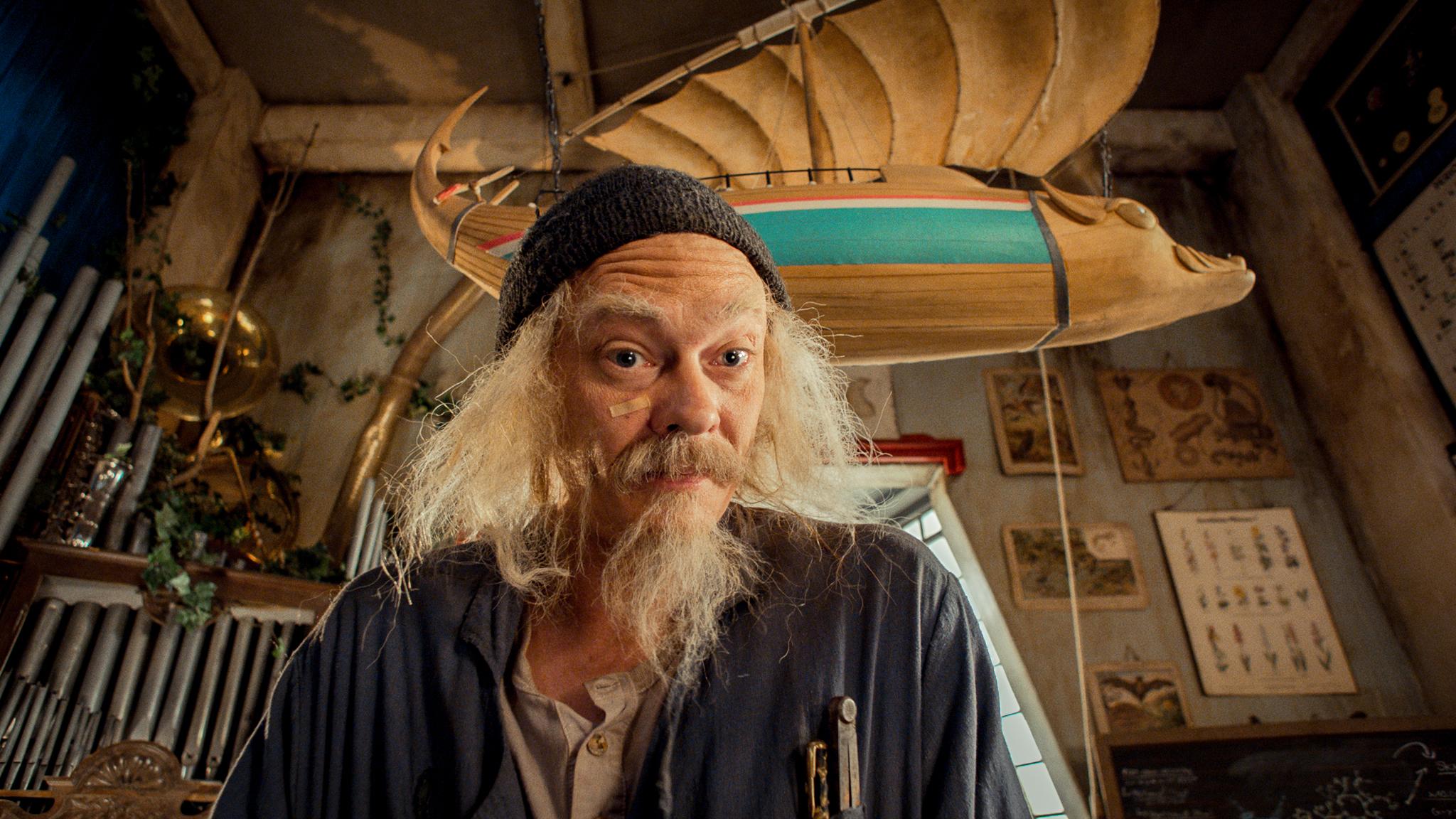 Jo Nesbø: Doktor Proktor a prdící prášek
