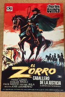 Zorro il cavaliere della vendetta