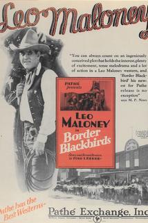Border Blackbirds  - Border Blackbirds