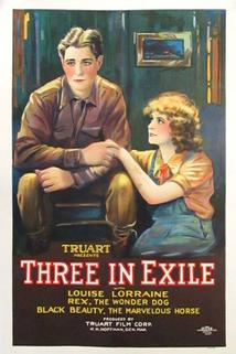 Three in Exile
