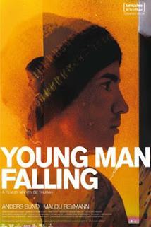Pád mladého muže