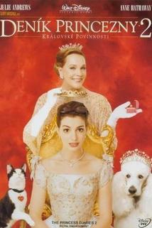 Deník princezny 2: Královské povinnosti  - The Princess Diaries 2: Royal Engagement