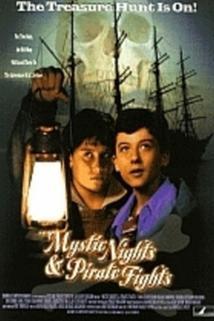 Noci mystické a boje pirátské