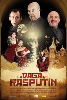 La daga de Rasputín  - La daga de Rasputín