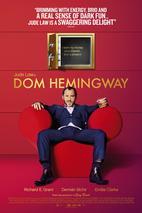 Plakát k filmu: Dom Hemingway