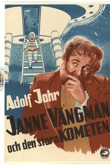 Janne Vängman och den stora kometen