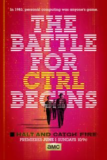 Halt and Catch Fire - PC Rebelové - Rules of Honorable Play  - Rules of Honorable Play