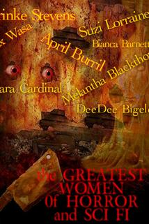 The Greatest Women of Horror and Sci Fi