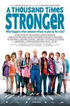 Plakát k filmu: Tisíckrát silnější