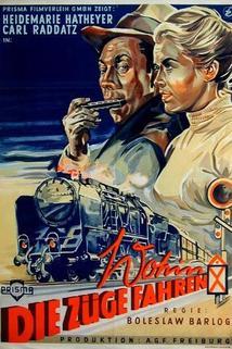 Wohin die Züge fahren