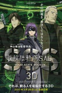 Kôkaku kidôtai S.A.C. Solid State Society 3D