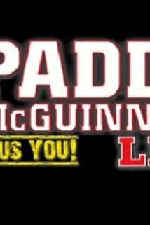 Paddy McGuinness Plus You! Live