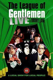 The League of Gentlemen: Live at Drury Lane