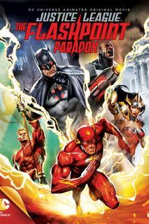 Liga spravedlivých: Záchrana světa  - Justice League: The Flashpoint Paradox