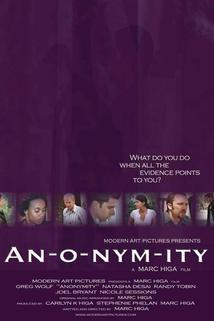 Anonymity  - Anonymity