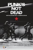 Plakát k filmu: Punk's Not Dead