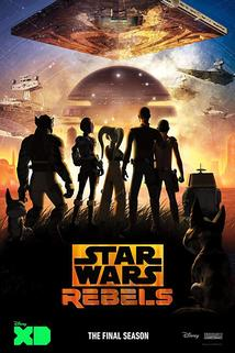 Star Wars Povstalci  - Star Wars: Rebels