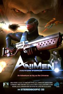 AniMen: Triton Force