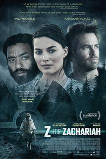 Z for Zachariah  - Z for Zachariah