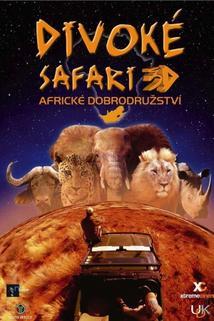 Divoké safari 3D