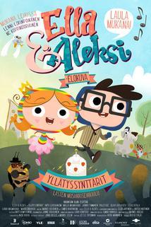 Ella & Aleksi - Yllätyssynttärit