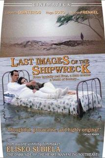 Últimas imágenes del naufragio