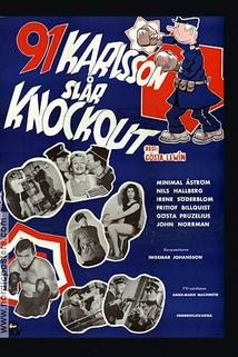 91 Karlsson slår knockout