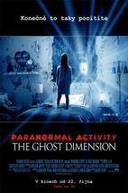Plakát k filmu: Paranormal Activity: The Ghost Dimension