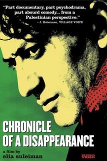 Chronicle of a Disappearance