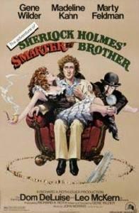 Dobrodružství mladšího a chytřejšího bratra Sherlocka Holmese