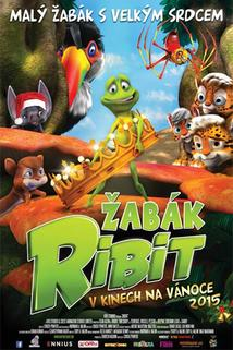 Žabák Ribit  - Ribbit