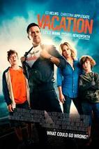 Plakát k filmu: Bláznivá dovolená