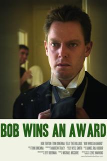 Bob Wins an Award