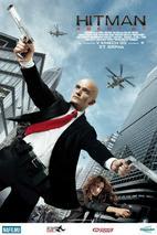 Plakát k filmu: Hitman: Agent 47