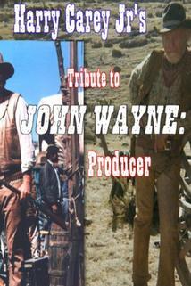 Harry Carey Jr's Tribute to John Wayne Producer
