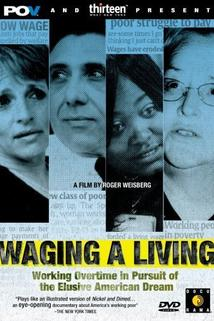 Waging a Living  - Waging a Living