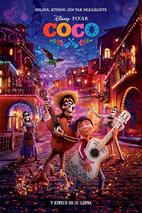Plakát k filmu: Coco