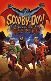 Scooby Doo a upíří legenda