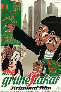 Das grüne Plakat