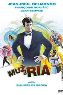 Muž z Ria  - Homme de Rio, L'