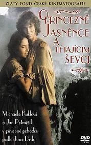 Plakát k filmu: O princezně Jasněnce a létajícím ševci