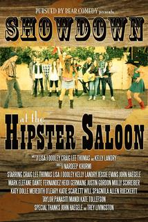 Showdown at the Hipster Saloon