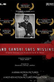 And Gandhi Goes Missing...