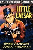 Plakát k filmu: Malý Cézar