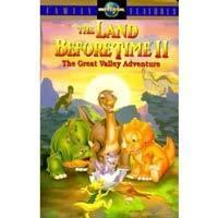 Země dinosaurů 2: Dobrodružství ve velkém údolí