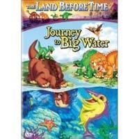 Země dinosaurů 9: Putování za velkou vodou