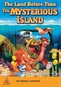 Země dinosaurů 5: Tajemný ostrov