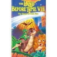 Země dinosaurů 7: Kámen chladného ohně  - The Land Before Time VII: The Stone of Cold Fire