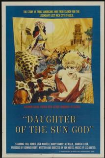 Daughter of the Sun God